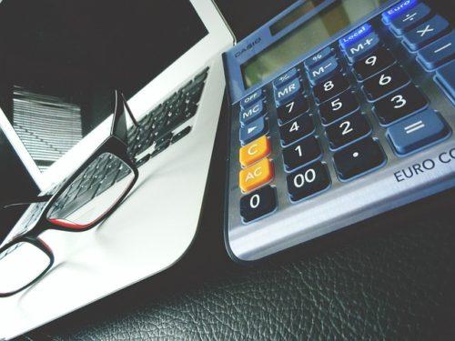 ラップトップでの給与計算