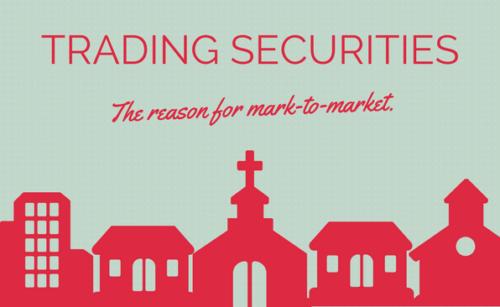 有価証券 時価評価する理由